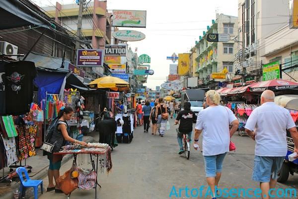Khao San Road, Bangkok Thailand