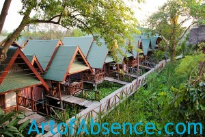 Cheap Accommodation in Kanchanaburi