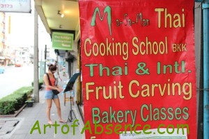Thai Cooking Lessons In Bangkok