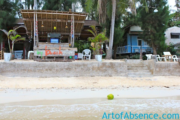 The View of By Beach Resort from Bang Por Beach