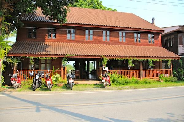 River Hotel Mae Sariang Thailand