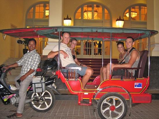 Hotel Le Royal Phnom Penh