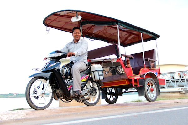 Lee Tuk Tuk Driver