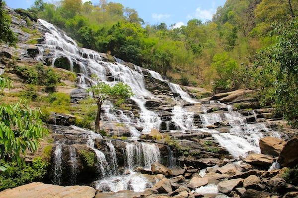 Mae Ya Waterfall Thailand