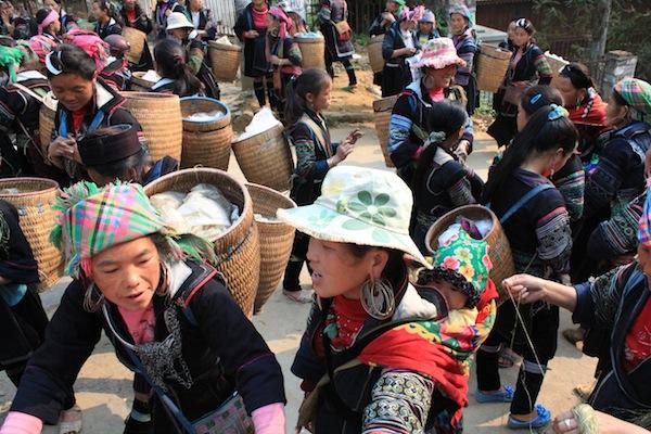 Sapa Villagers