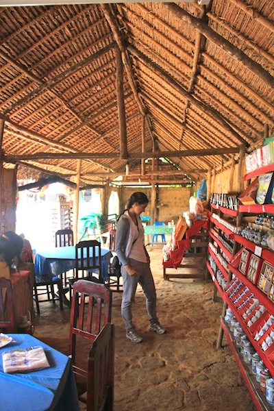 Tea Shop Ban Rak Thai