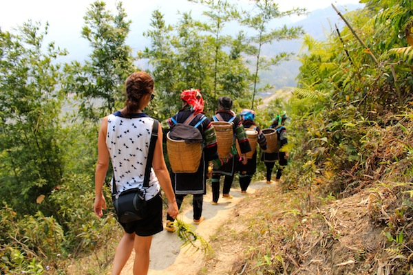 Trekking To Remote Villages Of Sapa Vietnam
