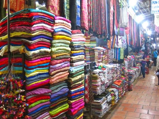 The Russian Markets Phnom Penh