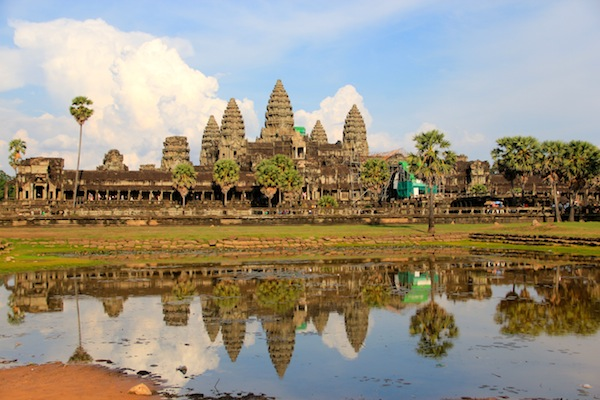Angkor Wat Visit