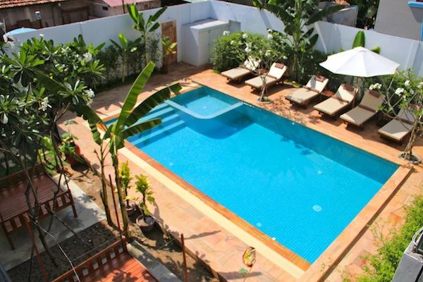 Apsara Hotel Siem Reap