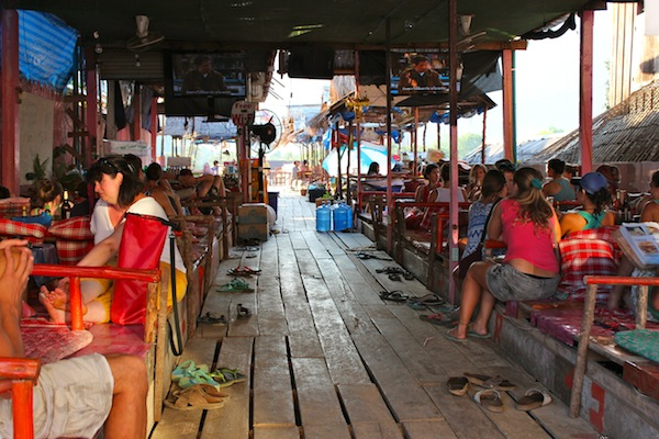 Food In Vang Vieng