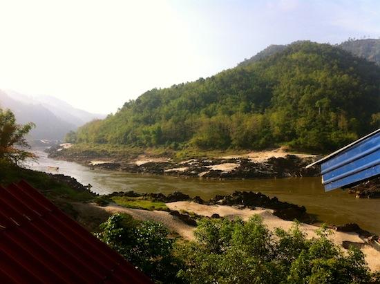 Pakbeng Laos