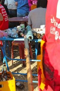 Rocket Festival Vang Vieng
