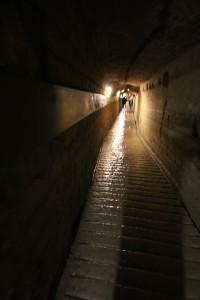 Paris's underground