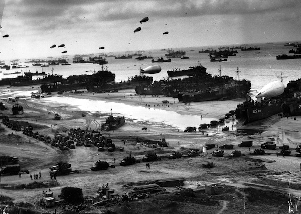 The Battle for Normandy June 1944