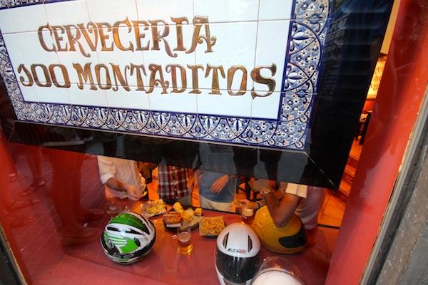 Cerveceria 100 Montaditos Barcelona