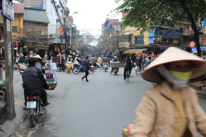 Thumbnail image for Hanoi Vietnam – A Stark Contrast To Thailand's Tropical Islands