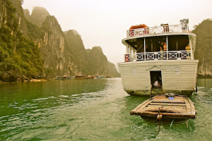 Thumbnail image for A Ha Long Bay Long Shot – Will Our Second Attempt At Cruising Vietnam's UNESCO World Heritage Site Pay Off?