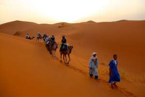 Thumbnail image for What To Expect From A Night In Morocco's Sahara Desert